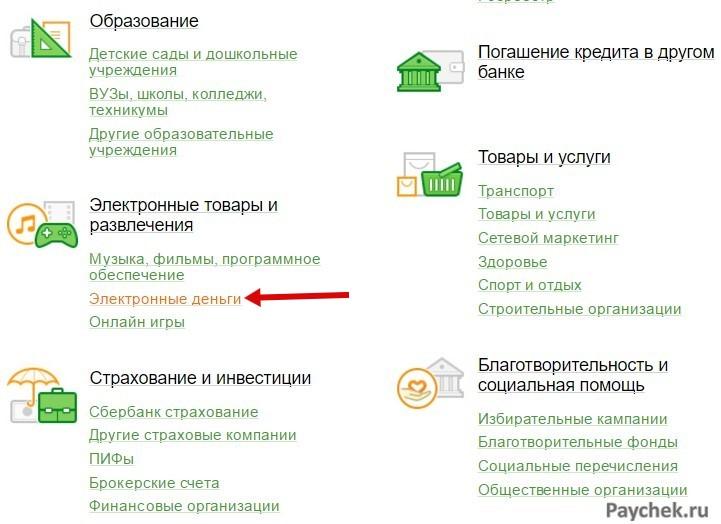 Изображение - Как пополнить вебмани через карту сбербанка 32-3